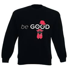 Bluza Be good czarna