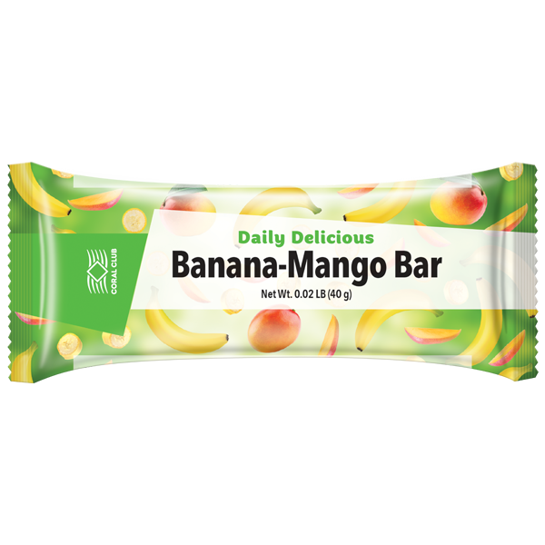 Kup Batonik Daily Delicious Banana-Mango Bar