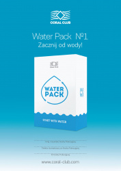 "Ulotka ""Water Pack"""