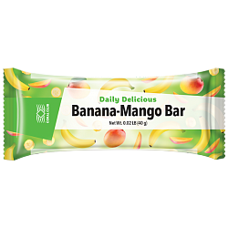 Batonik Daily Delicious Banana-Mango Bar